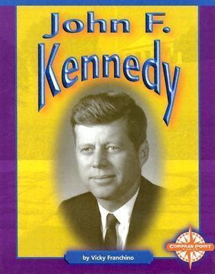 John F. Kennedy  by  Vicky Franchino