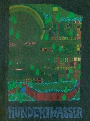 Hundertwasser: Complete Graphic Works 1951-1976 Wieland Schmied