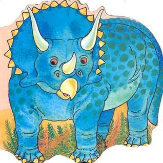 Triceratops  by  Pam Adams