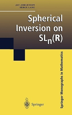 Spherical Inversion on Sln Jay Jorgenson