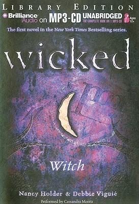 Witch  by  Nancy Holder