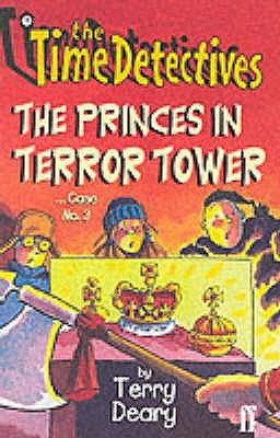Princess In Terror Tower Terry Deary