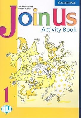 Join Us 1 Activity Book Günter Gerngross