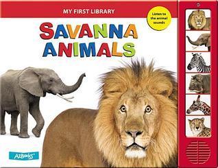 Savanna Animals  by  AZ Books