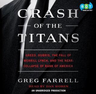 Крах титанов  by  Greg Farrell