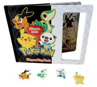Pokémon Magnet Play Book VIZ Media