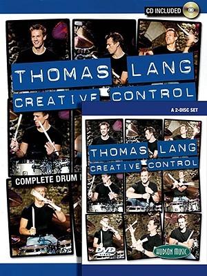 Thomas Lang Creative Control [With CDWith 2 Disc DVD Set] Thomas Lang