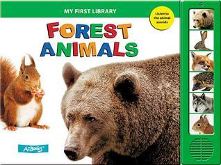 Forest Animals AZ Books