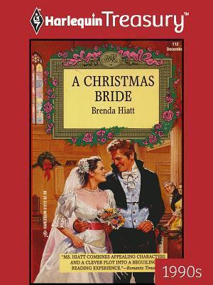 A Christmas Bride Brenda Hiatt