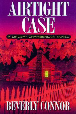 Airtight Case (Lindsay Chamberlain, #5) Beverly Connor