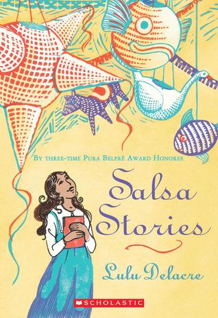 Salsa Stories Lulu Delacre