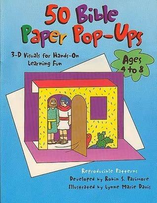 50 Bible Paper Pop-Ups Standard Publishing