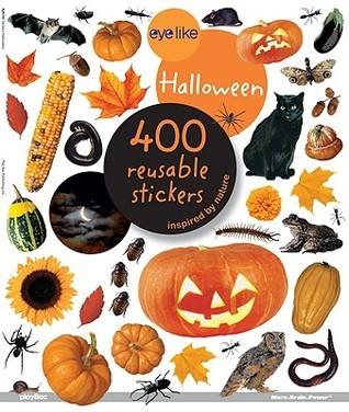 EyeLike Stickers: Halloween  by  Play Bac