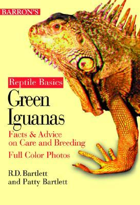 Green Iguanas Richard Bartlett