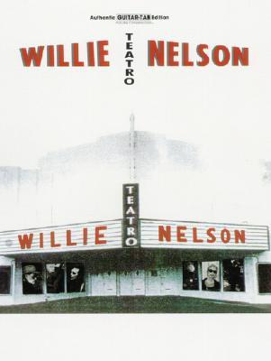 Willie Nelson: Teatro  by  Hemme Luttjeboer