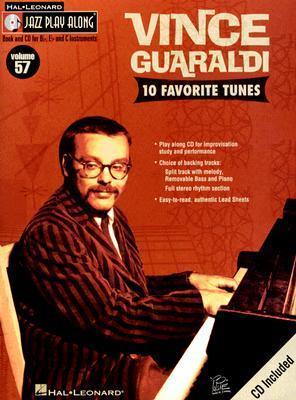 Vince Guaraldi: Jazz Play Along Series, Volume 57 Vince Guaraldi