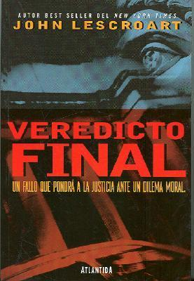 Veredicto Final John Lescroart