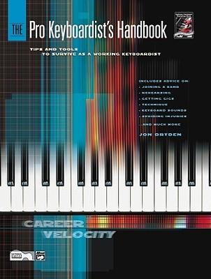 The Pro Keyboardists Handbook: Book & CD Jon Dryden