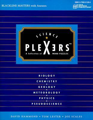Science Plexers (Plexers Series): A Collection of Word Puzzles David Hammond