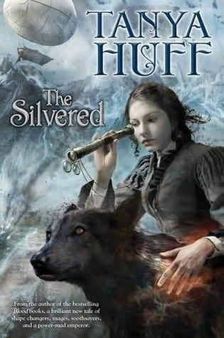 The Silvered Tanya Huff
