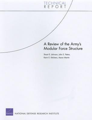 A Review of the Armys Modular Force Structure Stuart E. Johnson