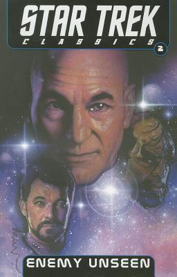 Star Trek Classics: The Next Generation: Enemy Unseen Keith R.A. DeCandido