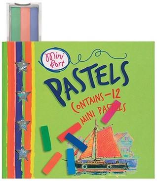 Mini Art Pastels: Contains 12 Mini Pastels Tony Potter