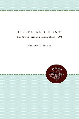 Helms and Hunt William D. Snider