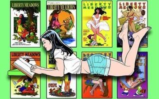 Liberty Meadows Sunday Strips Volume 1 Frank Cho