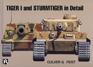Tiger I Sturmtiger in Detail  by  Bruce Culver