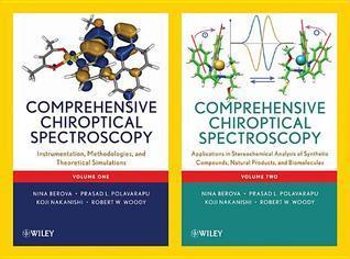 Comprehensive Chiroptical Spectroscopy 2 Volume Set Nina Berova