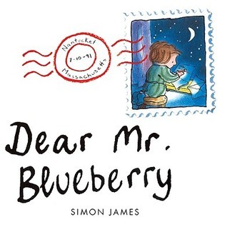 Dear Mr. Blueberry  by  Simon James