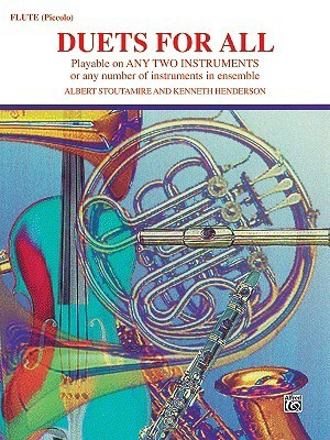 Duets for All: Flute, Piccolo  by  William Ryden