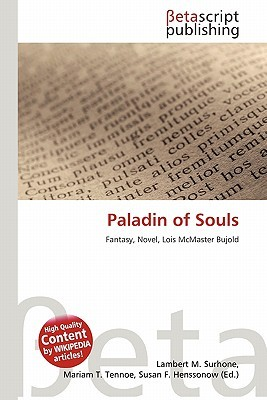 Paladin of Souls NOT A BOOK