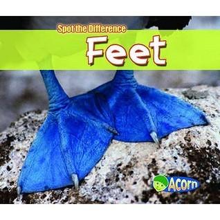 Feet  by  Diyan Leake