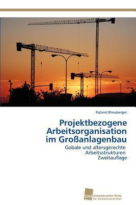 Projektbezogene Arbeitsorganisation Im Grossanlagenbau Roland Blessberger