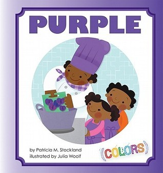 Purple  by  Patricia M. Stockland