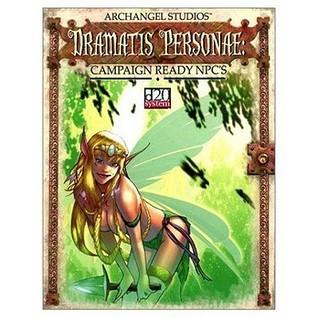 Dramatis Personae Campaign Ready Npcs  by  Bradley Kayl