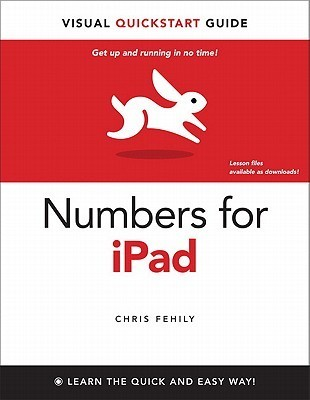 Numbers for iPad Chris Fehily