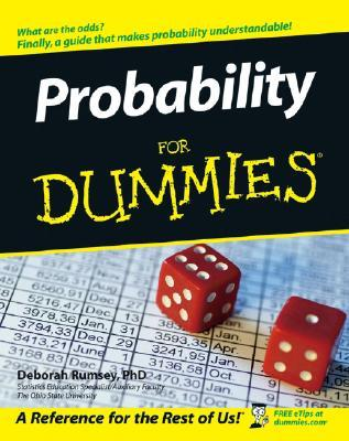 Probability For Dummies Deborah J. Rumsey