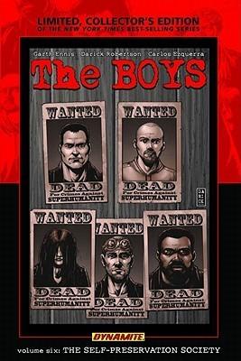 The Boys, Volume 6: The Self-Preservation Society  by  Garth Ennis