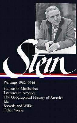 Writings 1932-1946 Gertrude Stein