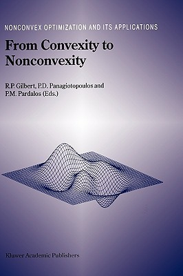 From Convexity to Nonconvexity Panagiotis D. Panagiotopoulos