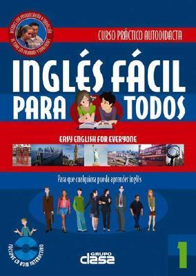 Ingles Facil Para Todos/2 Book Set + Disco Compacto  by  Mario Iribarren