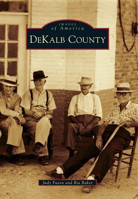 DeKalb County (Images of America Judy Fuson