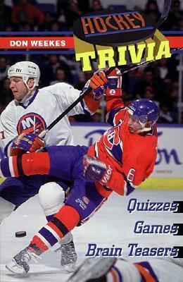 Hockey Trivia Don Weekes