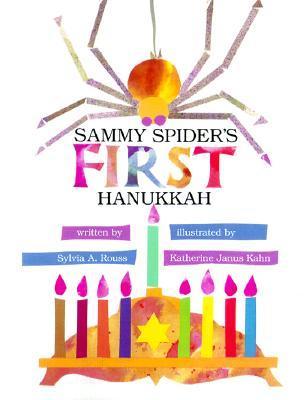 Sammy Spiders Shabbat Fun Book Sylvia A. Rouss