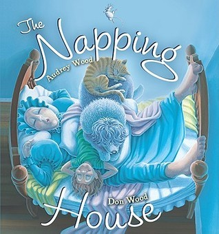 The Napping House padded board book  by  Audrey Wood