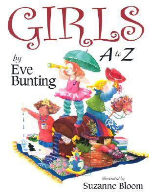 Girls A to Z Eve Bunting