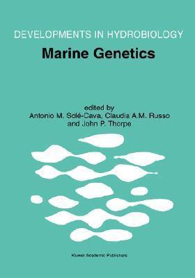 Marine Genetics Antonio M. Sole-Cava
